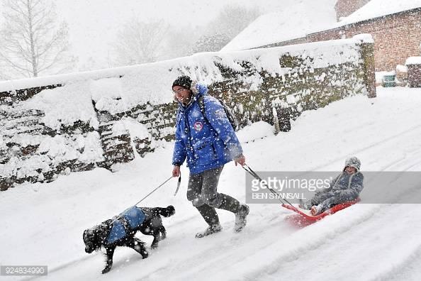Neve: gara di solidarietà per gli aiuti ai clochards