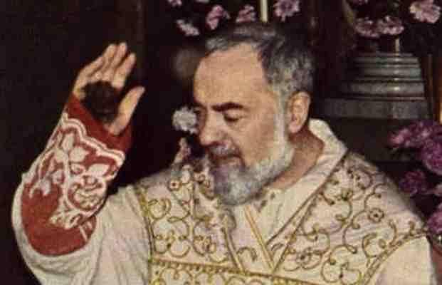 Oggi, fermiamoci a pensare alla sofferenza di Padre Pio