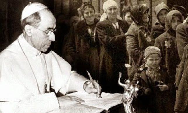 Tra il 1943 e il 1944 il Vaticano salvo' migliaia di ebrei