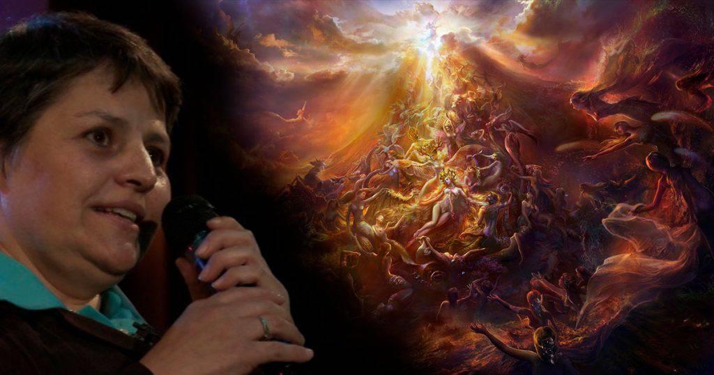 Il Purgatorio nella testimonianza di Gloria Polo