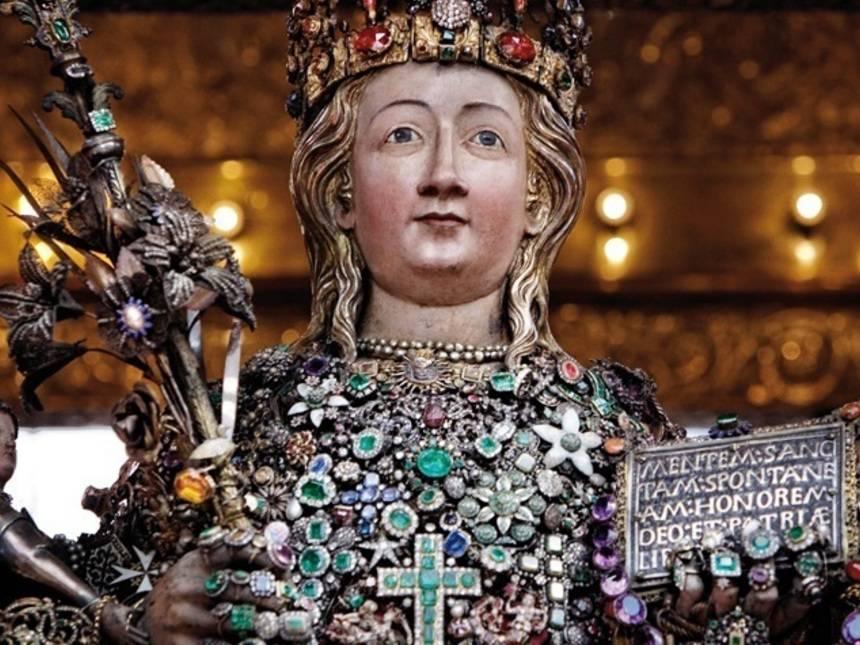 Oggi 5 gennaio celebriamo Sant'Agata