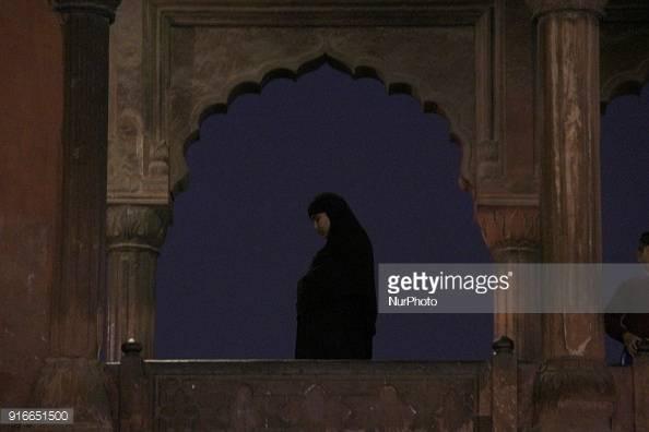 Molte donne islamiche si ribellano alla violenza