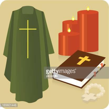 Ecco come si chiamano gli abiti dei sacerdoti