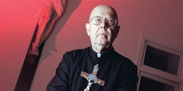 Don Amorth racconta la visione di Papa Leone XIII