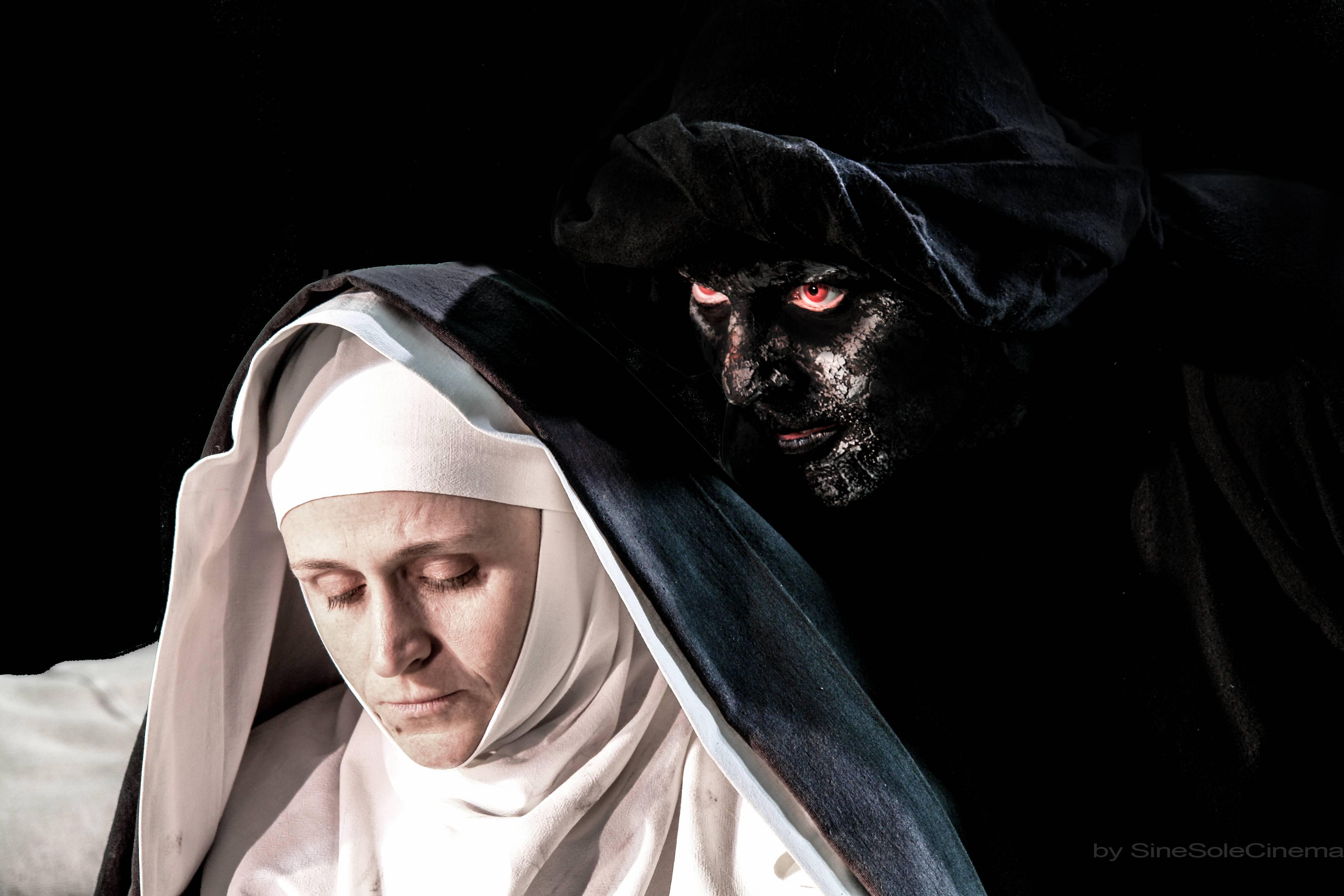 Santa Veronica e la sua terribile visione dell'Inferno