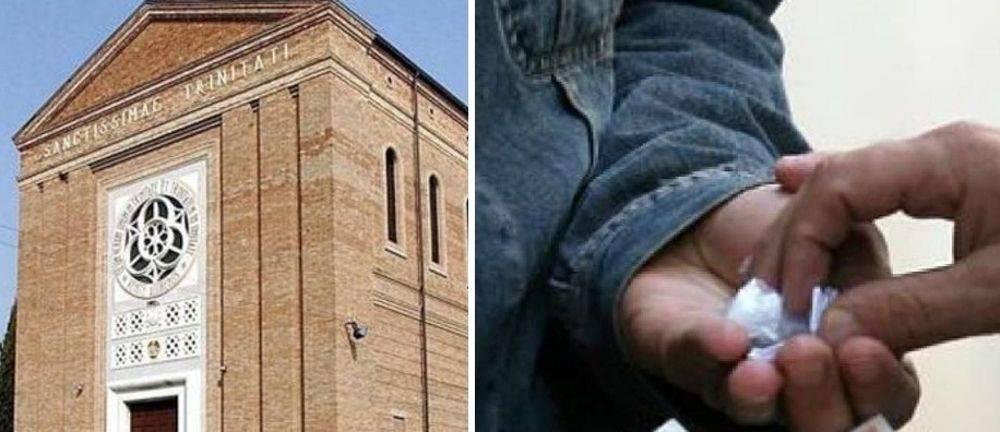 """Padre Babuin: """"Spacciano vicino la Chiesa, i parrocchiani hanno paura"""""""