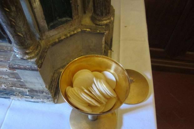Arquata del Tronto: ritrovato tabernacolo con ostie intatte