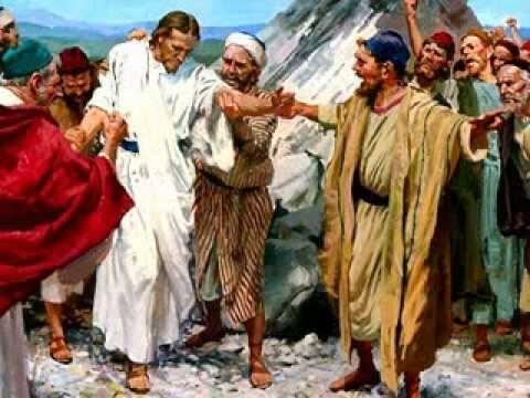 Vangelo del giorno secondo Luca