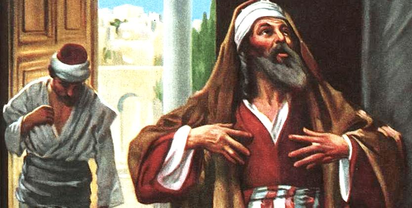 Vangelo del giorno secondo Luca18,9-14