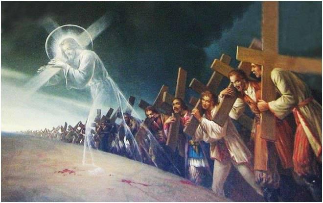 Imparare a portare la croce? Ecco ciò che insegna Gesù e come possiamo applicarlo