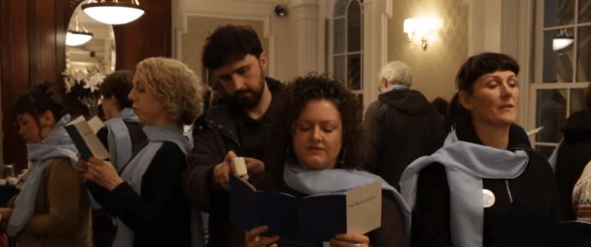 Irlanda: attivisti recitano l'Ave Maria per sostenere l'aborto -Video