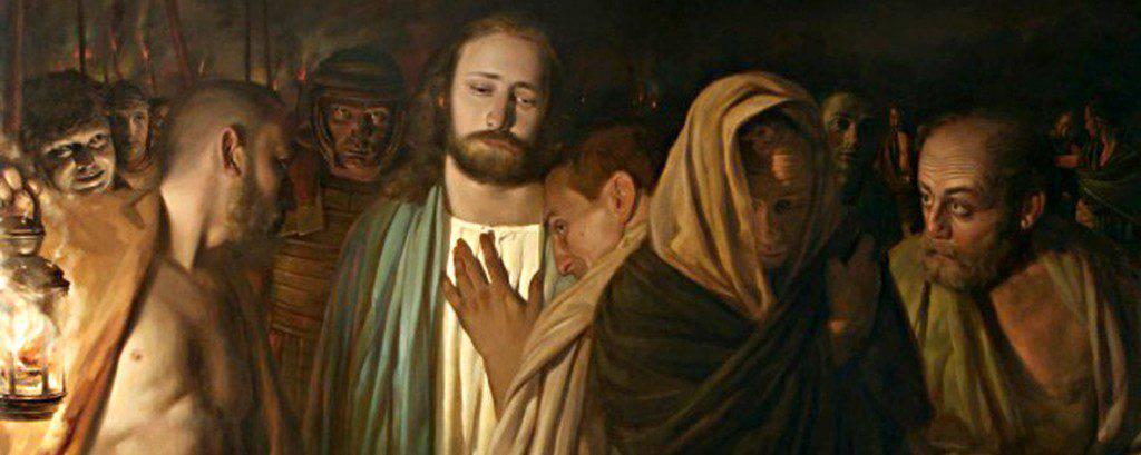 vangelo di oggi secondo Giovanni7,1-2.10.25-30