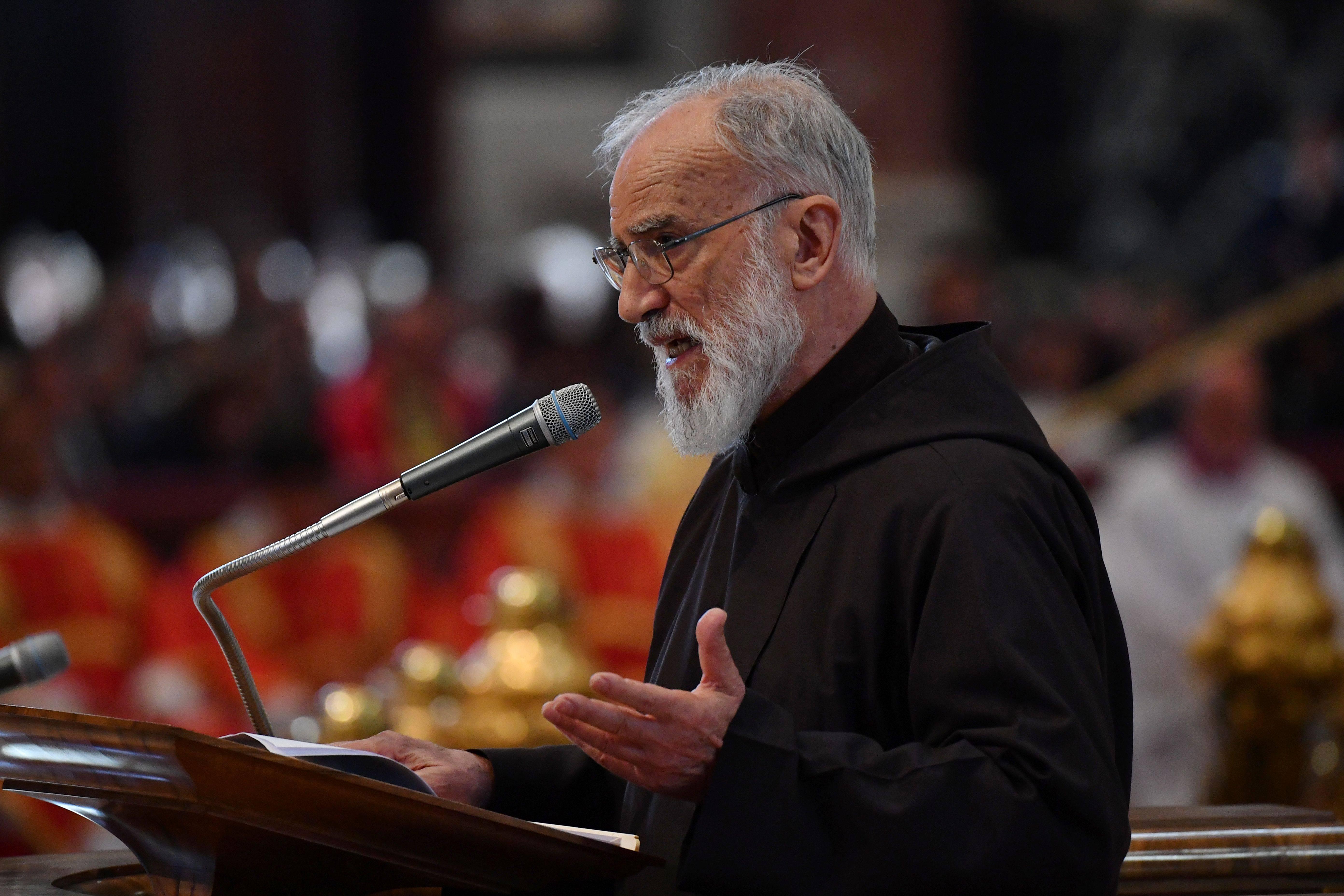 Padre cantalamessa spiega il significato della conversione - Cosa si intende per prima casa ...