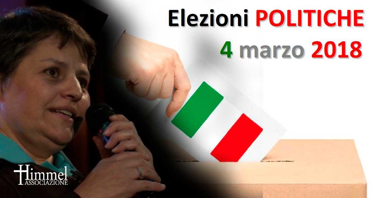 Gloria Polo e il voto politico