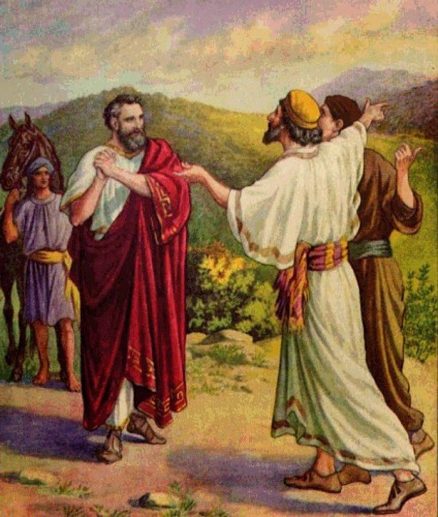 Dal Vangelo secondo Giovanni4,43-54