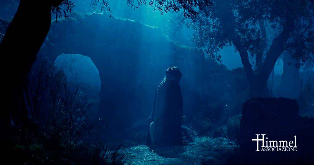 """L'Ora santa di Gesù: I. """"Se non ti laverò non avrai parte nel mio Regno"""""""