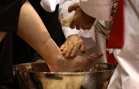 Il Giovedì Santo si istituisce il sacerdozio