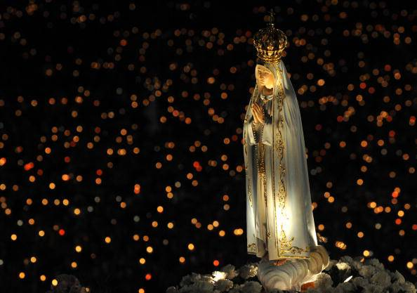 La Madonna ci avverte che solo la fede può salvarci dai castighi spirituali