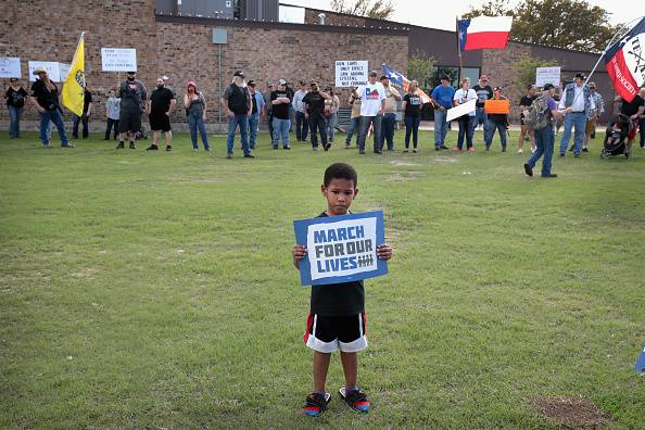 La marcia per la vita negli Usa