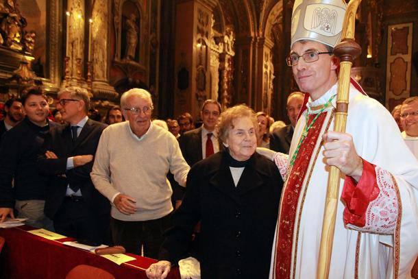 Il Vescovo Sanguineti attaccato dall'Arcigay