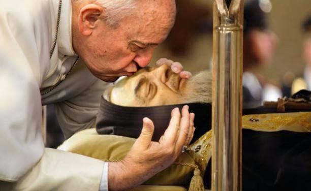 Visita di Papa Francesco a Pietrelcina e San Giovanni Rotondo