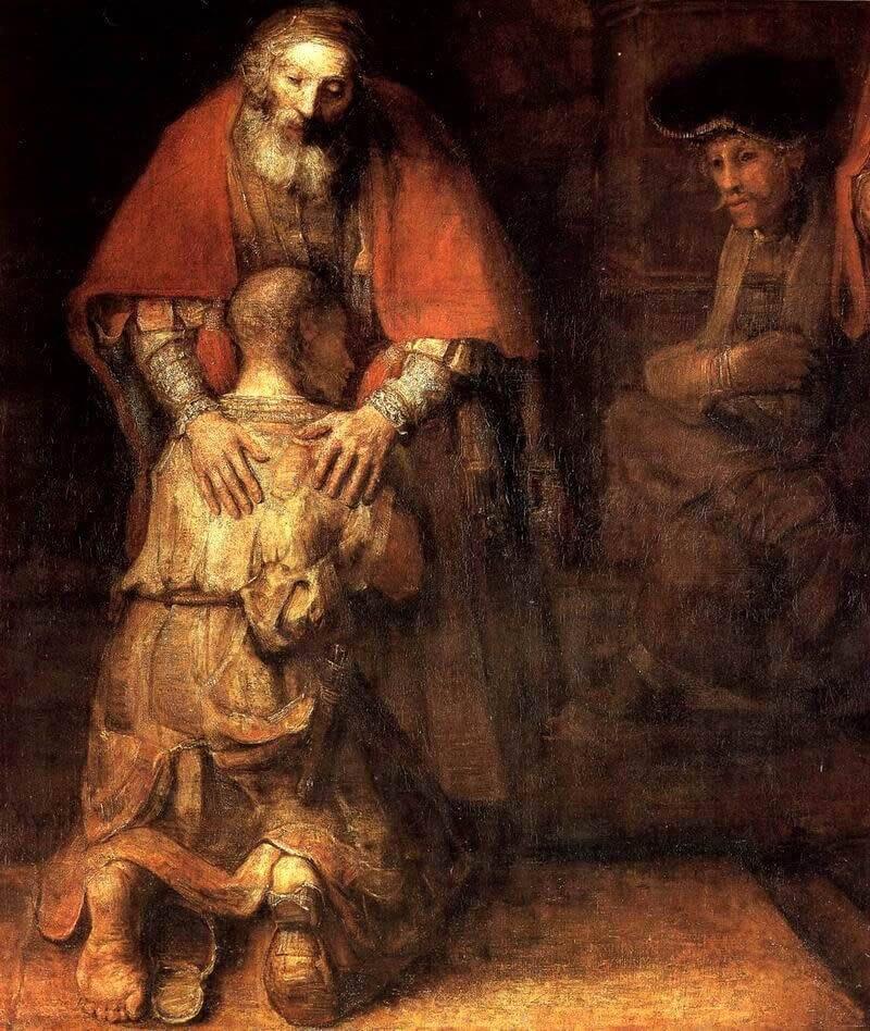 vangelo del giorno secondo Luca15,1-3.11-32