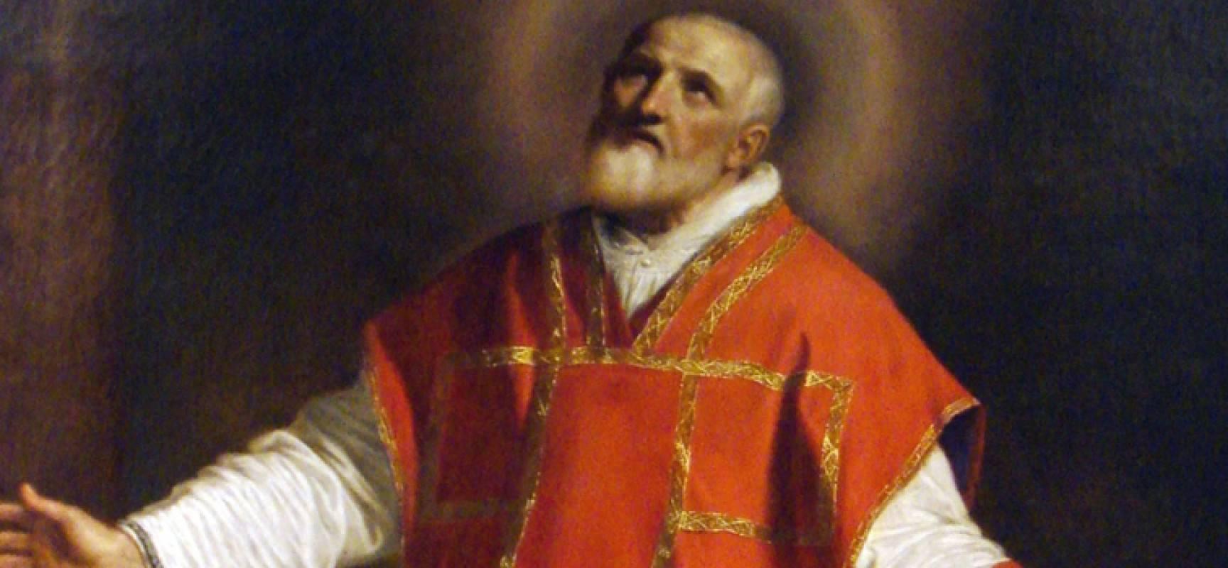 Oggi celebriamo San Filippo Neri