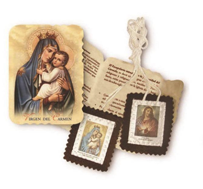 Lo scapolare e le promesse della Beata Vergine