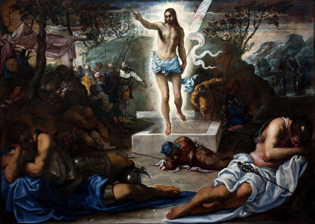 la pasqua è la vittoria di Cristo sul mondo