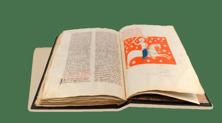 L'antico libro dedicato all'Apostolo San Giacomo
