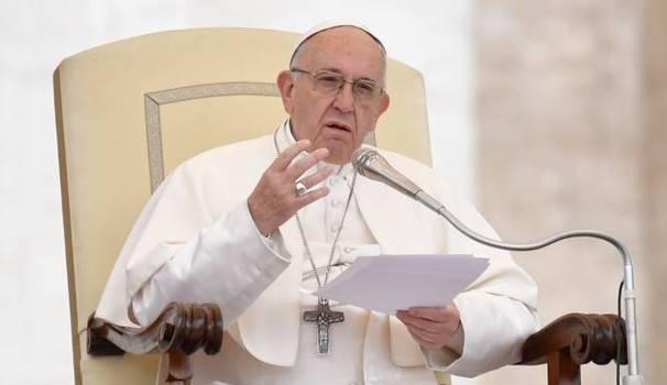 """Papa Francesco: """"Dio è più grande del nostro peccato"""""""