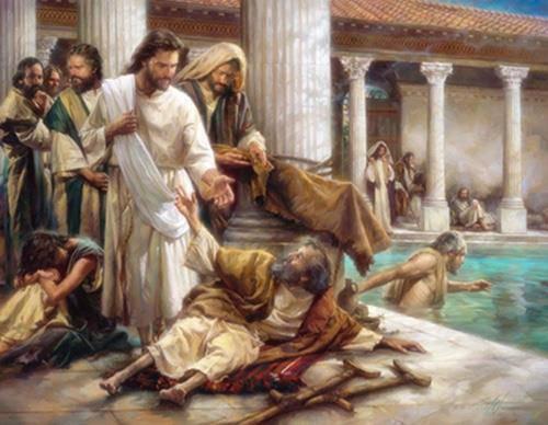 vamgelo di oggi martedì 13 marzo 2018 secondo Giovanni5,1-16