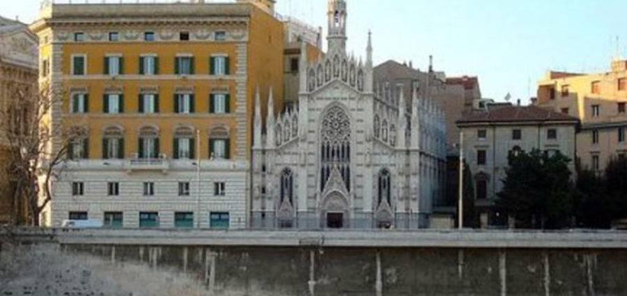 Il Purgatorio esiste? Il museo del 'Sacro Cuore di Gesù in Prati' lo dimostra