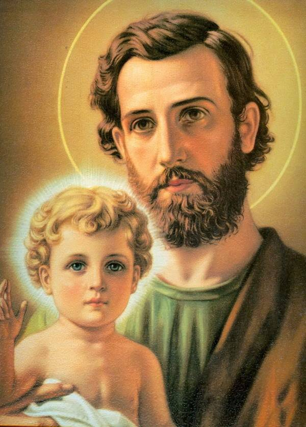 Oggi celebriamo San Giuseppe e San Riccardo Pampuri