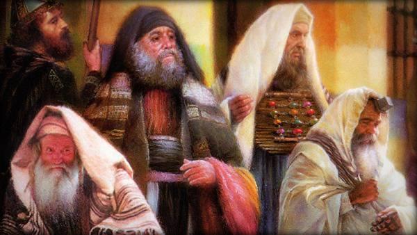 vangelo del giorno secondo Giovanni7,40-53