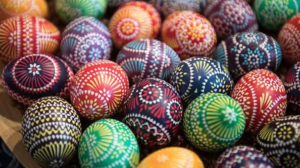 L'uovo di Pasqua è preludio di vita