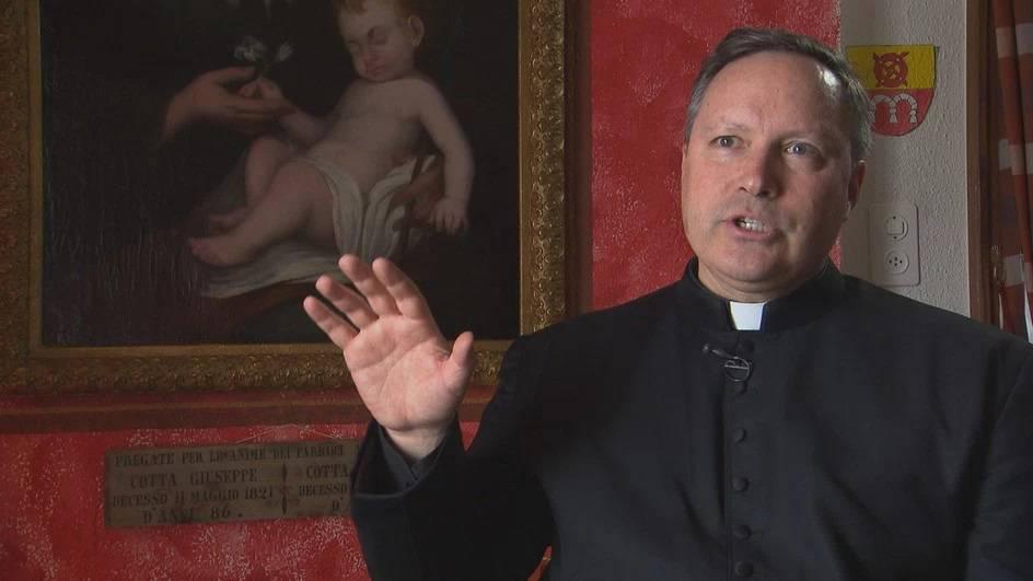 """Padre Cesare Truqui: """"L'esorcismo è un atto di misericordia"""""""