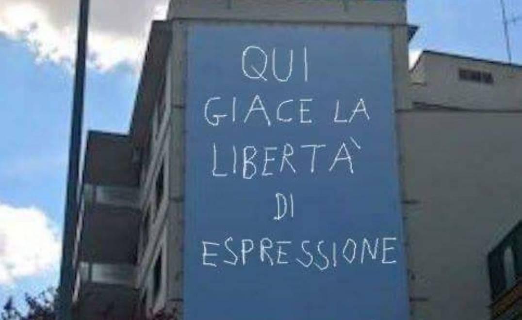 Roma: eliminato il cartellone ProVita
