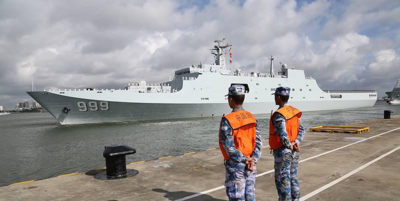 """USA, Ammiraglio Davidson: """"Solo una guerra può fermare la Cina"""""""