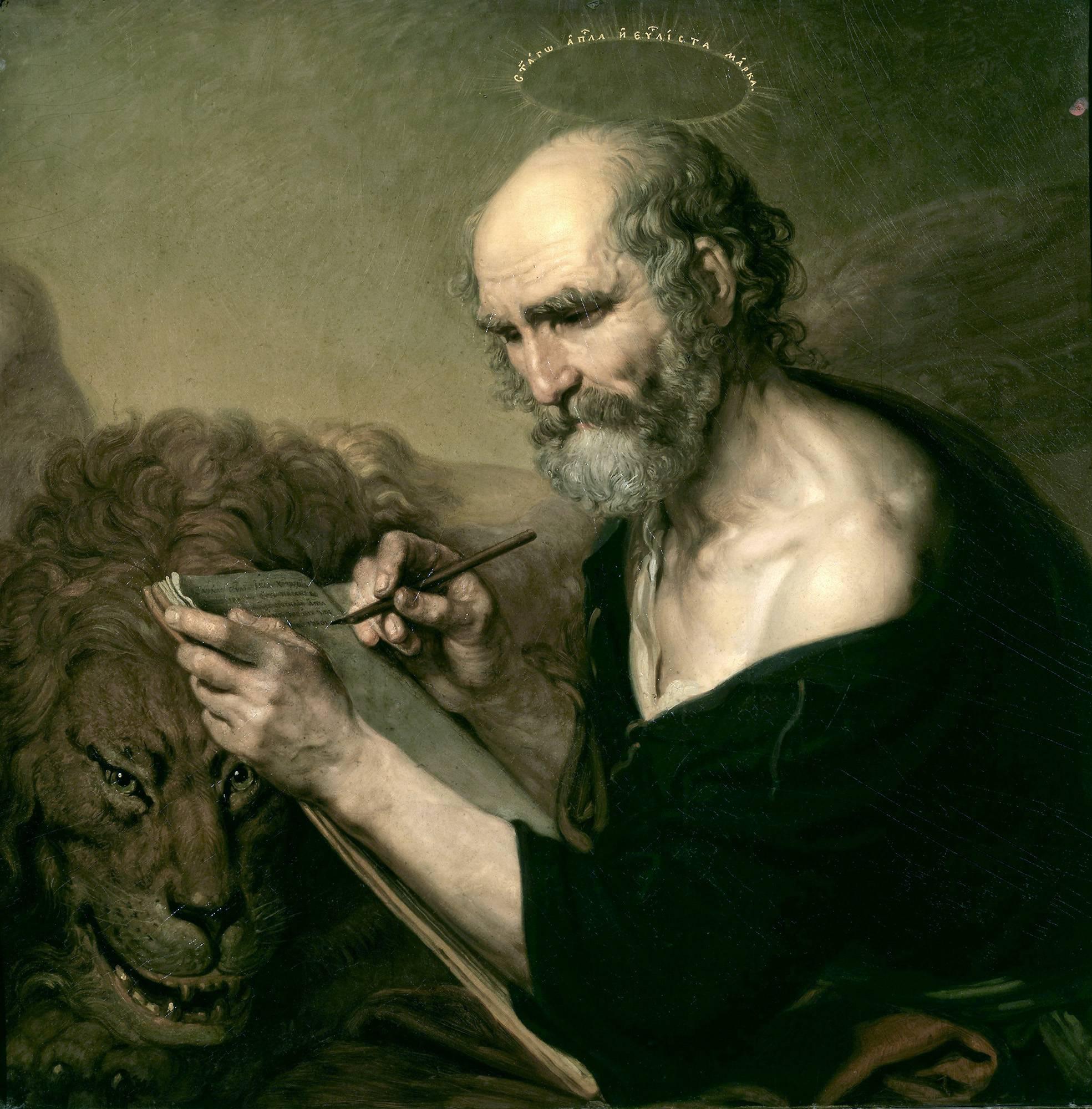 Vangelo del giorno 25 aprile s. Marco Evangelista