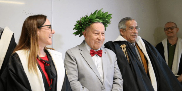 Italo si laurea ad 82 anni per conoscere il destino della sua anima