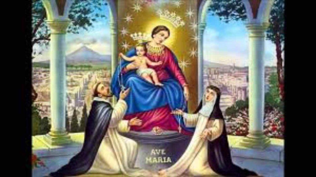 15 Sabati - Madonna di Pompei