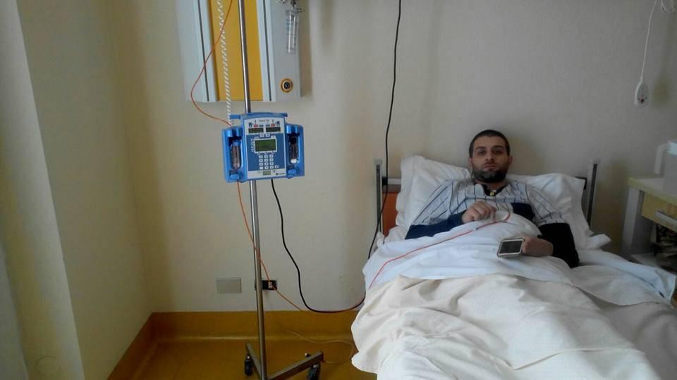Andrea Orlando, il malato terminale salvato dalla generosità dei compaesani