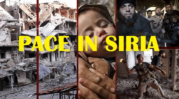 Risultati immagini per Pace in Siria