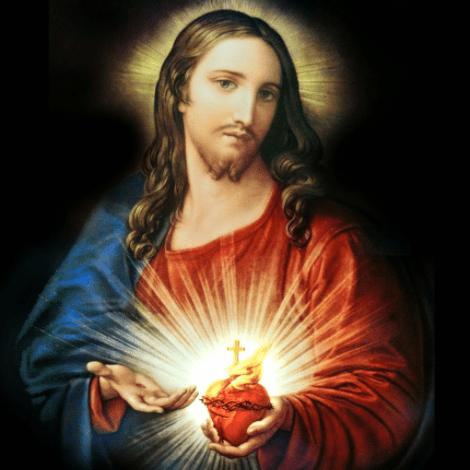 Rubato il quadro del 'Sacro Cuore di Gesù' da una Chiesa di Roma