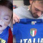 Thomas Alfie Evans Italia