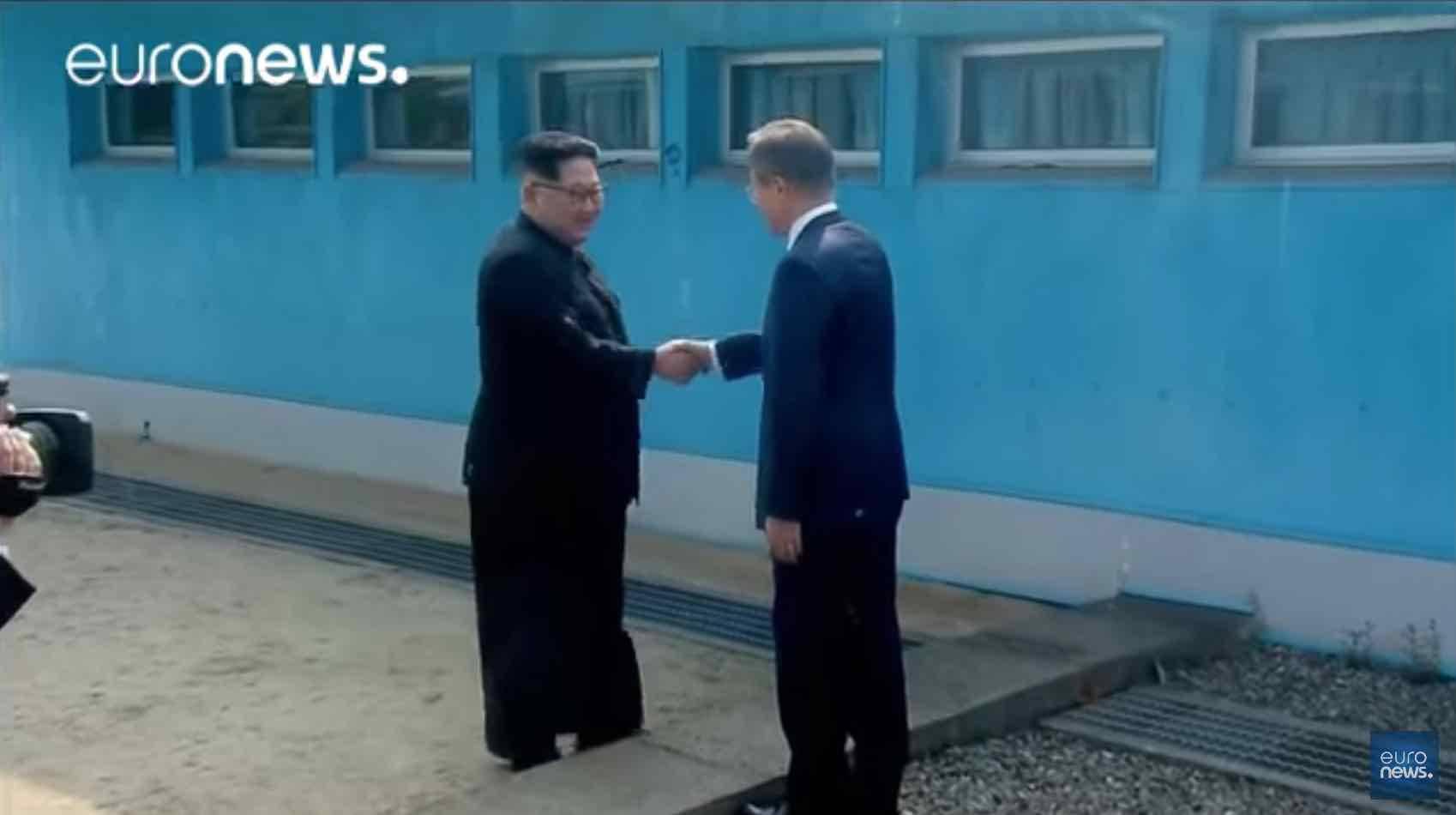 pace tra le due coree