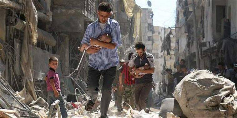 """Siria, il Vicario di Aleppo: """"Le grandi potenze cercano un pretesto per entrare in guerra"""""""