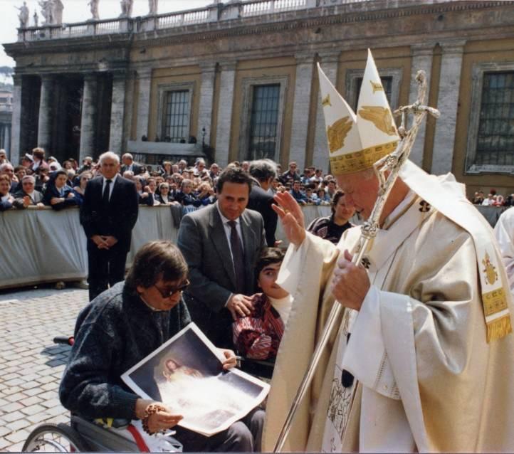 Il miracolo di Suor Faustina