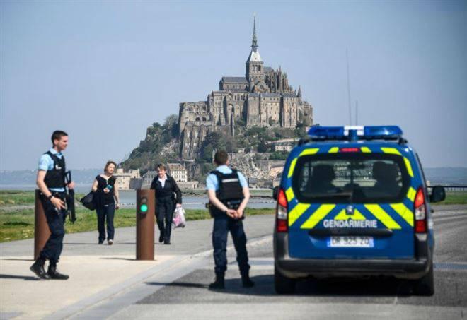 attacco terroristico ? Mont Saint Michel